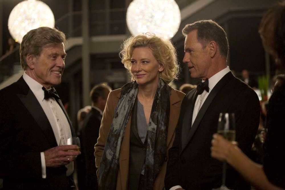 """Truth"", Cate Blanchett e Robert Redford protagonisti di una sfortunata inchiesta"
