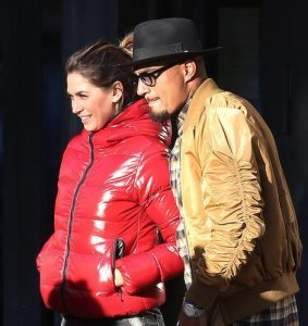 Melissa Satta e Kevin Boateng di nuovo insieme: a scuola a prendere Maddox